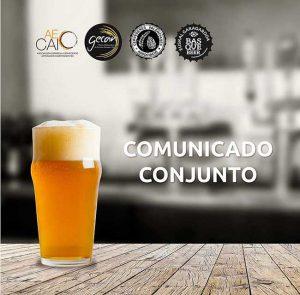 El sector cervecero unido ante la crisis sanitaria