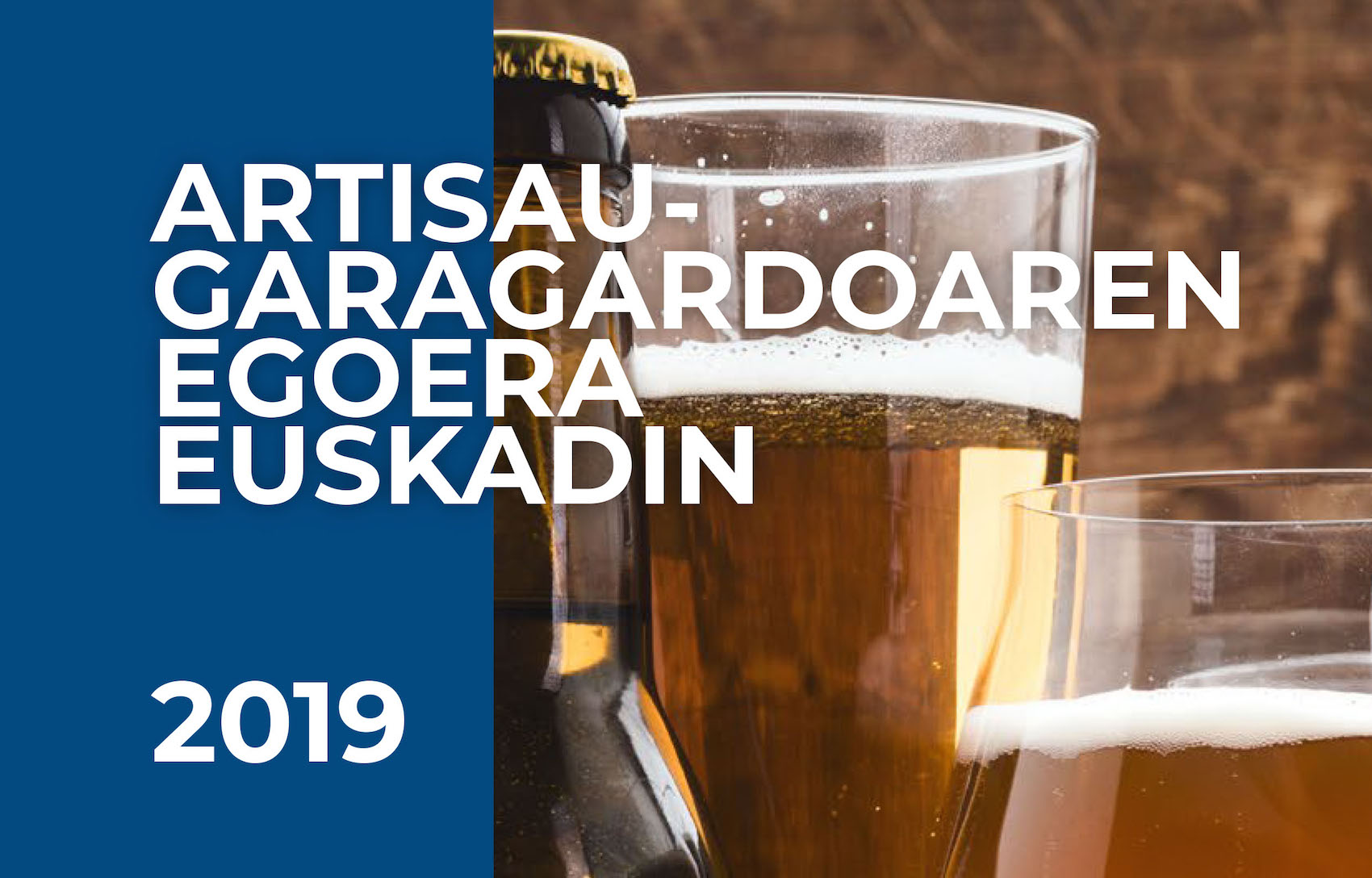 BASQUE BEER INFORMEA 2019