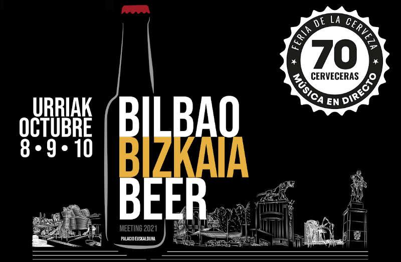 BILBAO BIZKAIA BEER Meeting 2021